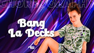 Скачать Bang La Decks Utopia Salsation Choreography By SMT Nanna