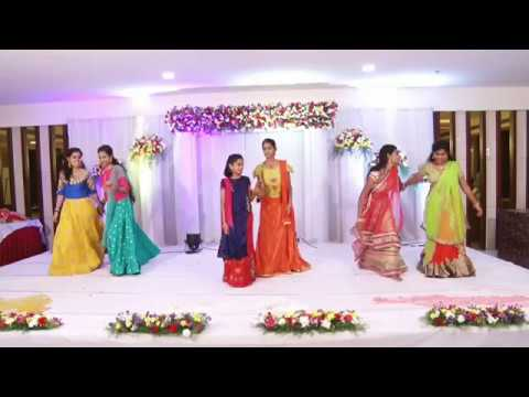 Traditional Dance By Sweet Six Sisters