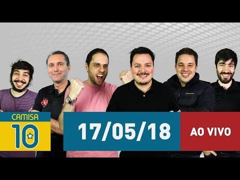 Camisa 10 - 17/05/2018