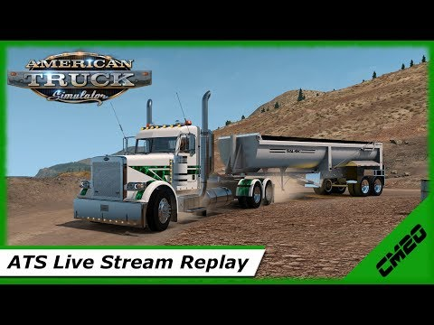American Truck Simulator - SCS/ATS Info Live Stream Replay