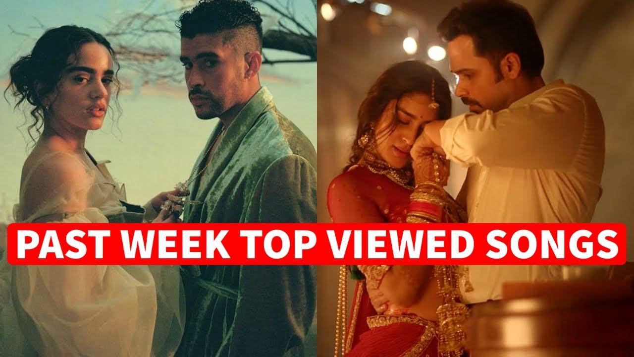 Global Past Week Most Viewed Songs on Youtube [15 February 2021]