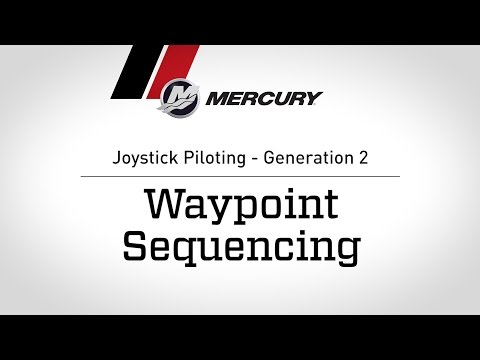 Joystick Piloting - Generation 2: Waypoint Sequencing