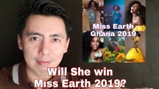 5 Interesting Facts about Miss Earth Ghana 2019 Abena Evelyn Appiah