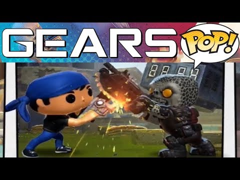 Gears POP! : First Gameplay/Impressions : This Game Is Awesome!!!