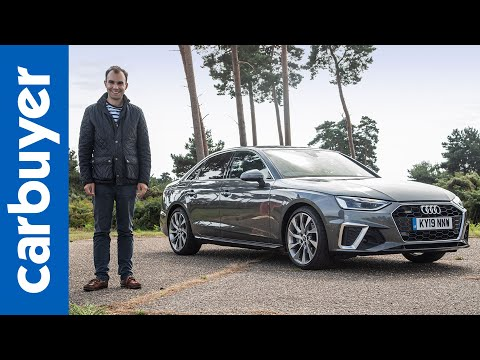 Audi A4 saloon 2020 in-depth review - Carbuyer