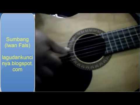 belajar gitar otodidak   sumbang iwan fals belajar gitar solo akustik kunci chords
