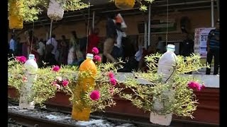Garden in Aluva Railway station : Asianet News Special