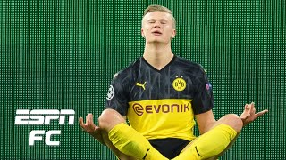Borussia Dortmund Vs. Psg Reaction: Erling Haaland Is 'absolutely Terrifying'   Champions League
