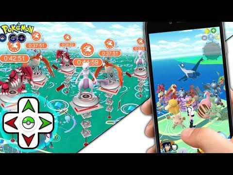 ¡TODAS LAS VERSIONES DE ANDROID! MEJOR HACK POKEMON GO 0.87.5 JOYSTICK (ANTI LISTA NEGRA) Pokemon GO