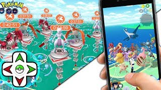 ¡TODAS LAS VERSIONES DE ANDROID! MEJOR HACK POKEMON GO 0.85.2 JOYSTICK (ANTI LISTA NEGRA) Pokemon GO
