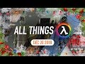 Half-Life Co-op in GMod, Half-Life's Canned MacOS Version and More - All Things Lambda (20 Dec 2018)