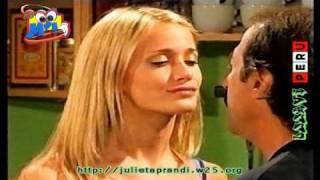 """Julieta Prandi la nena el beso con Don Arturo """" Pone a Francella """" Capitulo 6"""