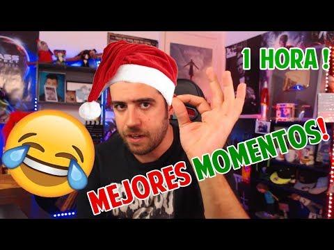 **MEJORES MOMENTOS DE AURONPLAY: ESPECIAL NAVIDEÑO/ FIN DE AÑO** 2018 #SiTeRíesPierdes