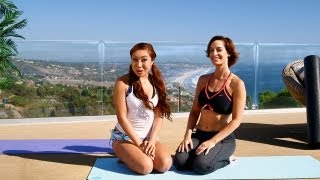 Cassey Ho & Ashley Borden: Amazing Thigh Workout