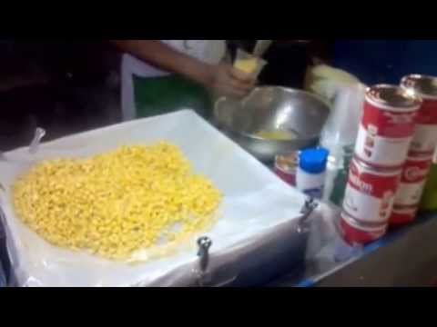 Mix butter corn ข้าวโพดคลุกเนย