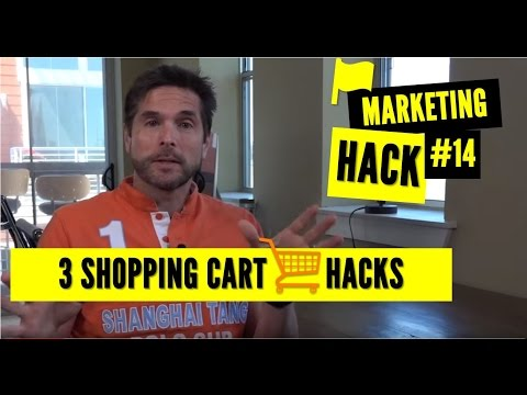 Three Simple Shopping Cart Growth Hacks to Win Back Customers