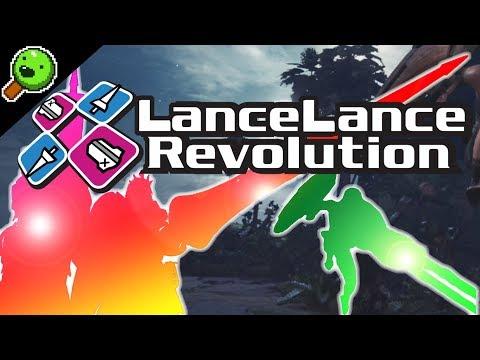 Monster Hunter World: The Lance