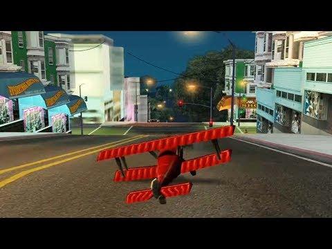 Мэддисон проходит миссию с самолетиком в GTA: San Andreas #4