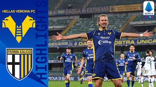 Hellas Verona 2-1 Parma | Barák Seals Come From Behind Win! | Serie A TIM