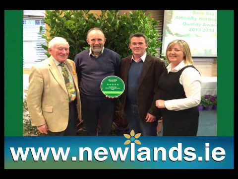 NEWLANDS HOME AND GARDEN CENTRE DUBLIN IRELAND 5 STAR AWARD