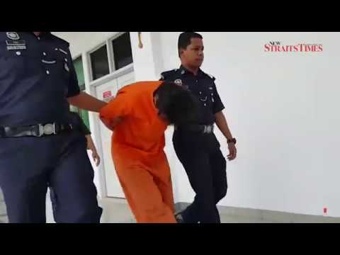 Jail, whipping for Malacca man who filmed sexual assault on stepdaughter