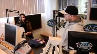 Rico & Mambo: Cassie Interview On Q104-7