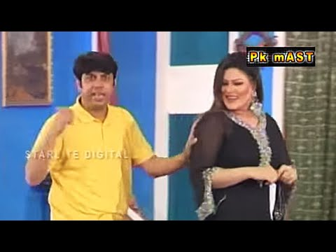Best Of Naseem Vicky and Anwar Ali Pakistani Stage Drama Comedy Comedy Clip | Pk Mast