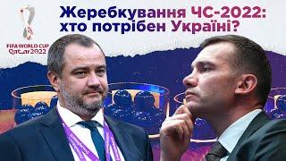 Жеребкування на чемпіонат світу 2022 Бажаний жереб для України