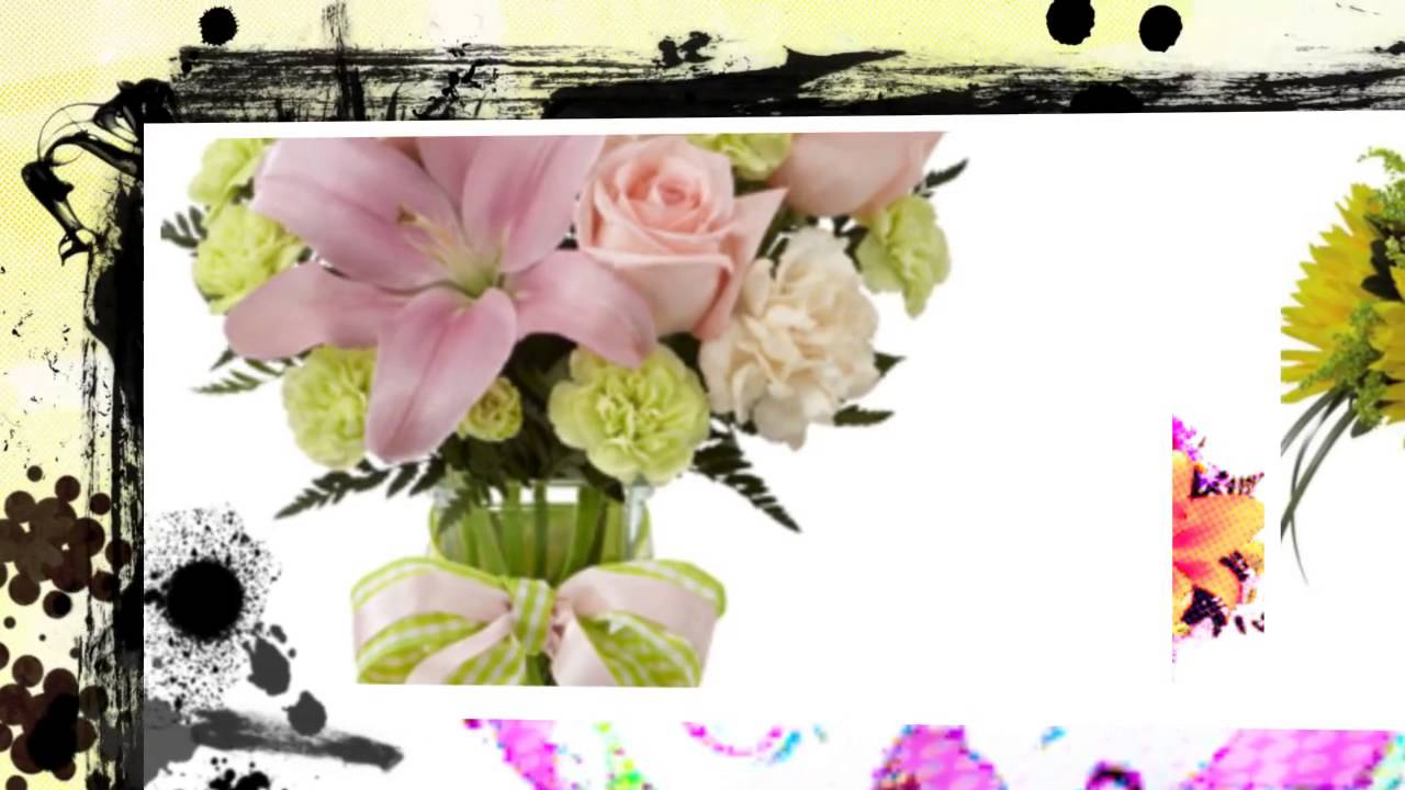 Flowers And Florists New York Ny Wedding Flowers Youtube