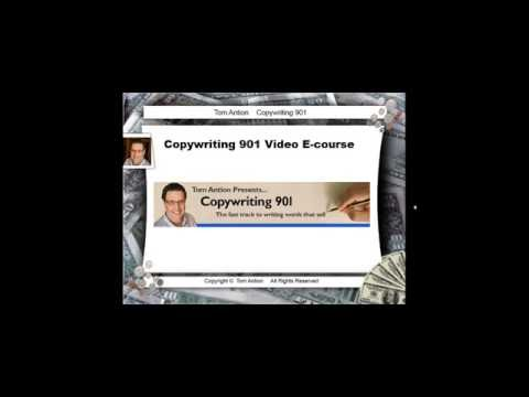 Free Online Copywriting Course
