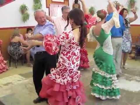 Sevillanas La Cuarta | Cuarta 4 Sevillana Careos Youtube