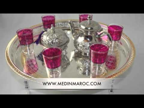 th marocain th la menthe youtube. Black Bedroom Furniture Sets. Home Design Ideas
