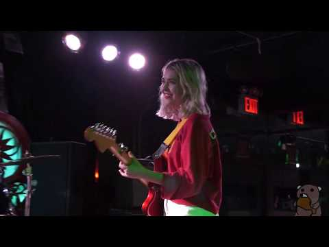 Snail Mail - Thinning [4K 60FPS] (live @ Brooklyn Bazaar 1/26/18)