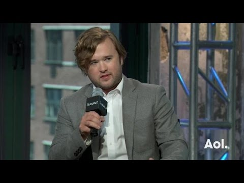 "Haley Joel Osment Discusses ""The Spoils Before Dying"""