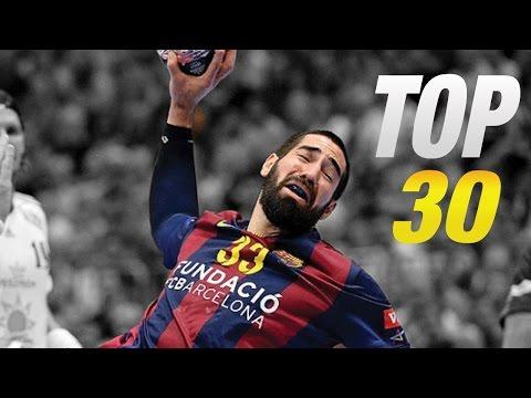 Top 30 goals ● Ehf champions league 2014-15
