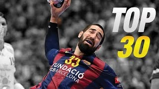 Top 30 goals ● Ehf champions league 2014-15