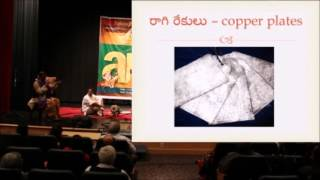 Sri Tallapaka Annamacharya Discourse  by Sri Kamisetty Srinivasulu