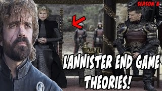 House Lannister End Game Theories! Game Of Thrones Season 8