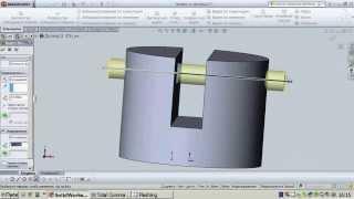 solidworks - Урок от простого к сложному, анимация