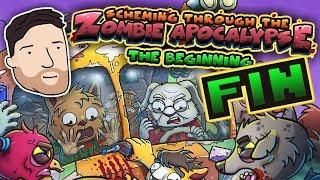 FINALE - Scheming Through The Zombie Apocalypse: The Beginning - PART 4 Ending   Graeme Games