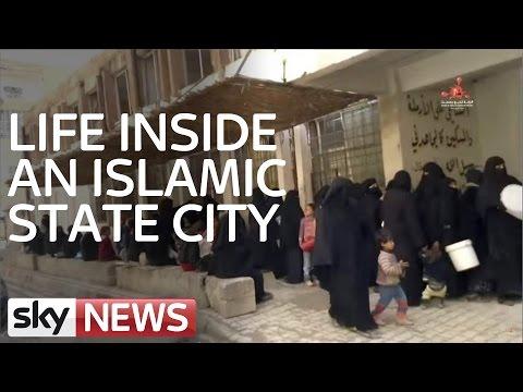 What Is Life Like Inside Raqqa?
