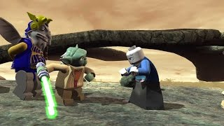 LEGO Star Wars III: The Clone Wars. #3. Ambush! (Свободная игра, 100%)