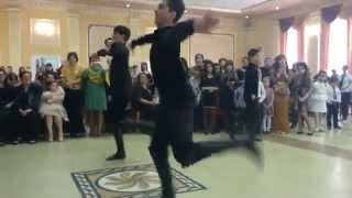 Ансамбль Молодость Кавказа на свадьбе - Дагестанская лезгинка