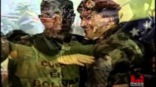 Canción EL REGRESO DEL AMIGO, dedicada a Hugo Chávez Frías