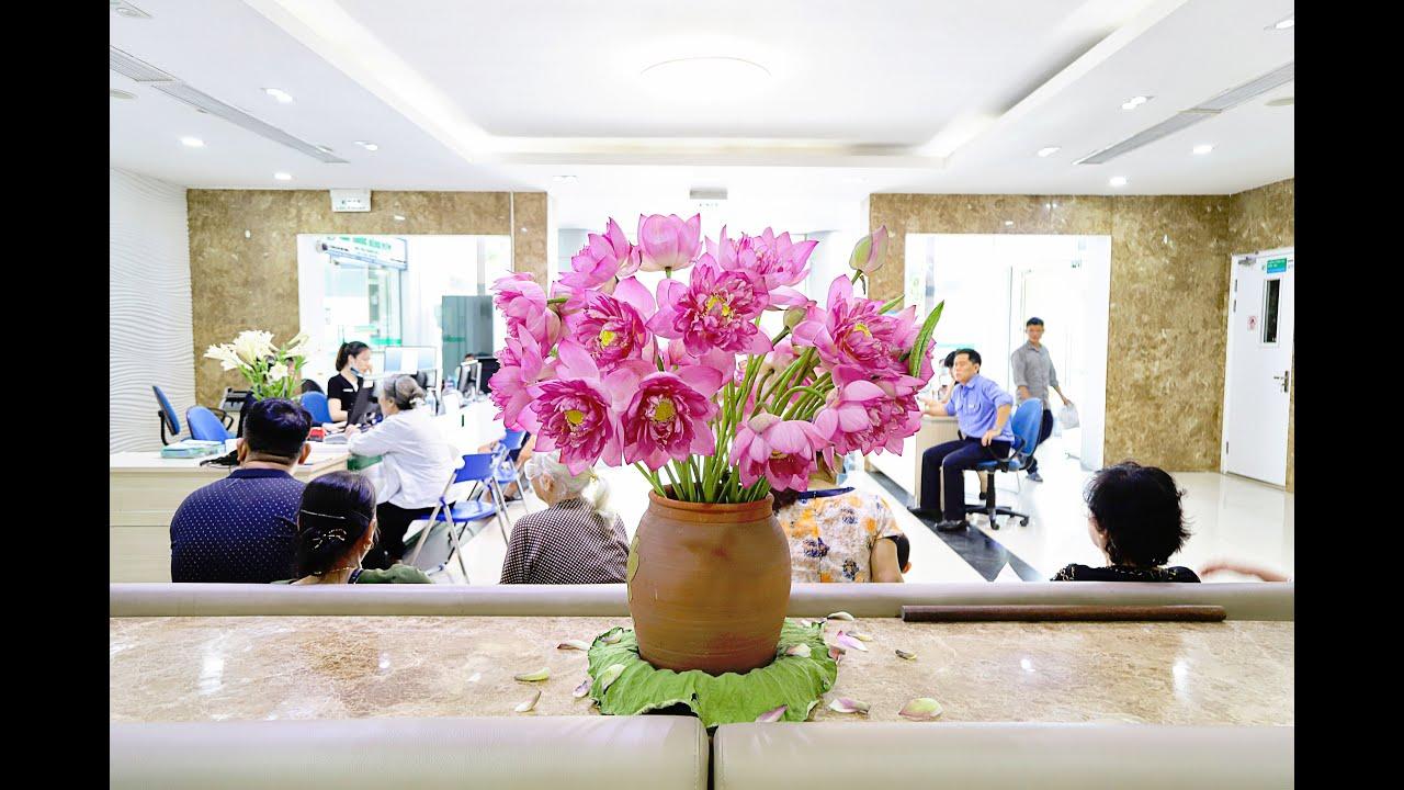 Bệnh viện Mắt Hà Nội 2 – 72 Nguyễn Chí Thanh, Đống Đa, Hà Nội