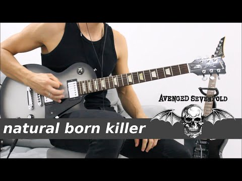 Natural Born Killer - Avenged Sevenfold | Rhythm Guitar Cover