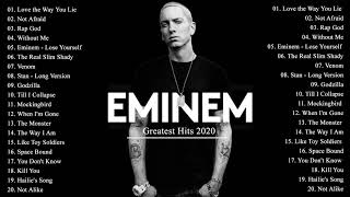 Eminem Greatest Hits Full Album 2020 - Best Songs Of Eminem