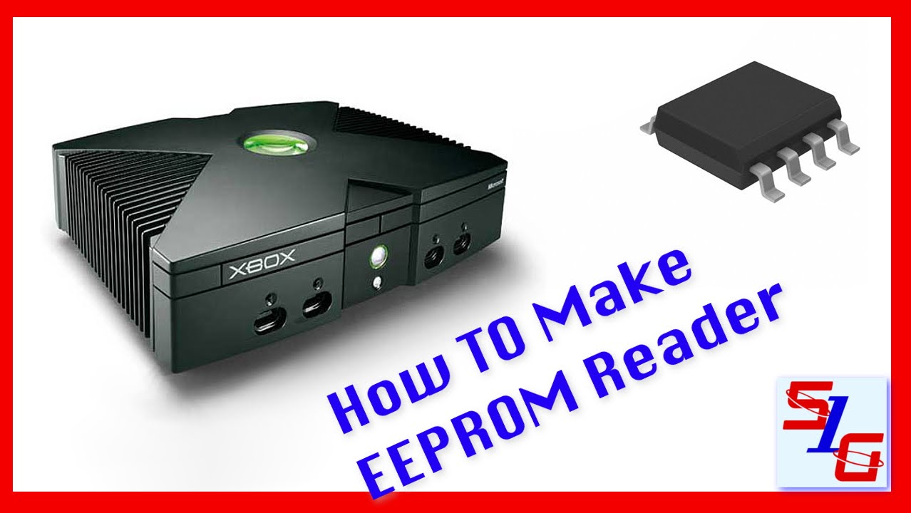 How To Make Xbox EEPROM Reader / Writer 2016 - YouTube
