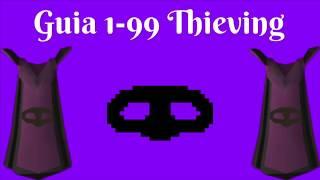 [OSRS] 1-99 Thieving Guía Eficiente (2018 Español)