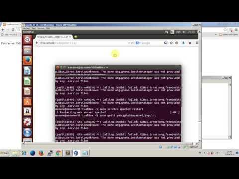 PHP - Display all errors PHP on Ubuntu 14.04